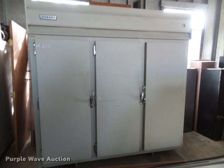 Hobart refrigerator