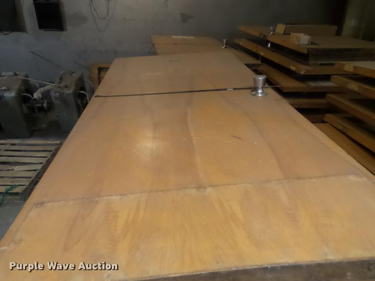 (19) fire rated wood doors