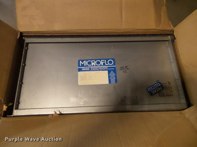 Micro Flow H2424B Hi-Eff filter