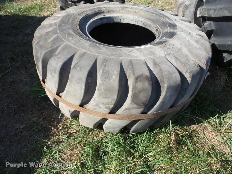 Goodyear 23.5-25 tire