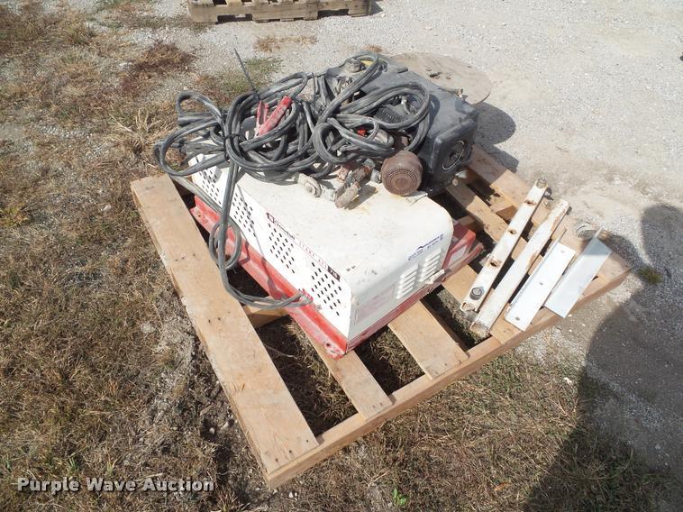 Goodall Startall 716 battery charger
