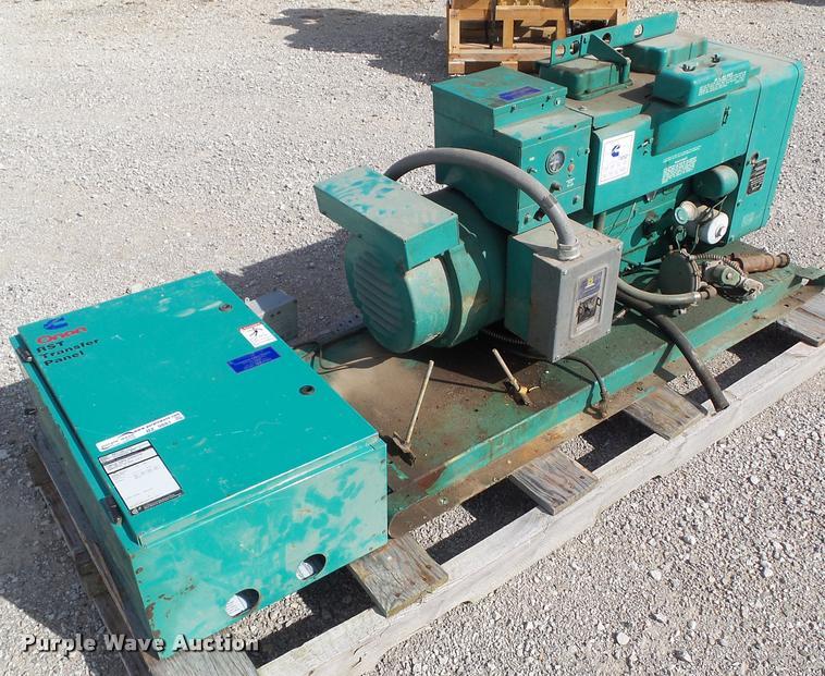Onan 150JC-18R-17164AB generator