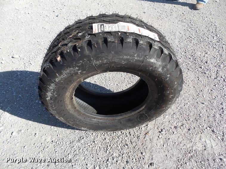 Firestone Industrial Special TL 11L-16 tires