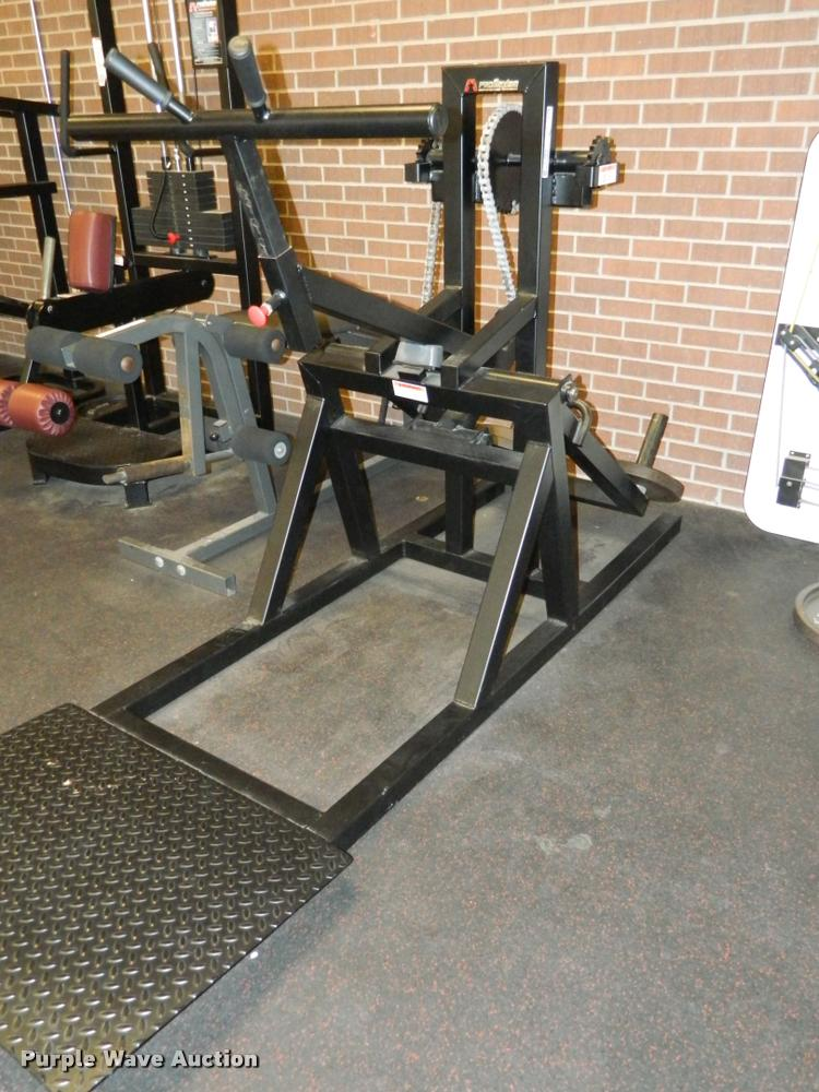 Pro Maxima fitness strength machine