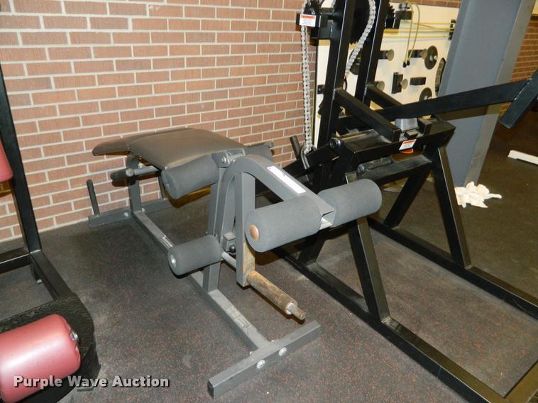 Body Smith fitness strength machine