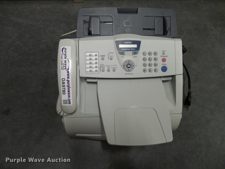 Brother IntelliFax 2820 fax machine