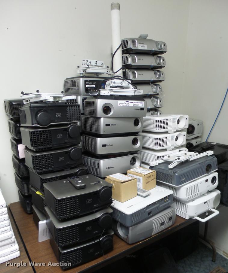 (50) projectors