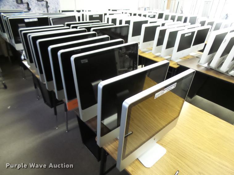 (14) iMac A1224 CPUs