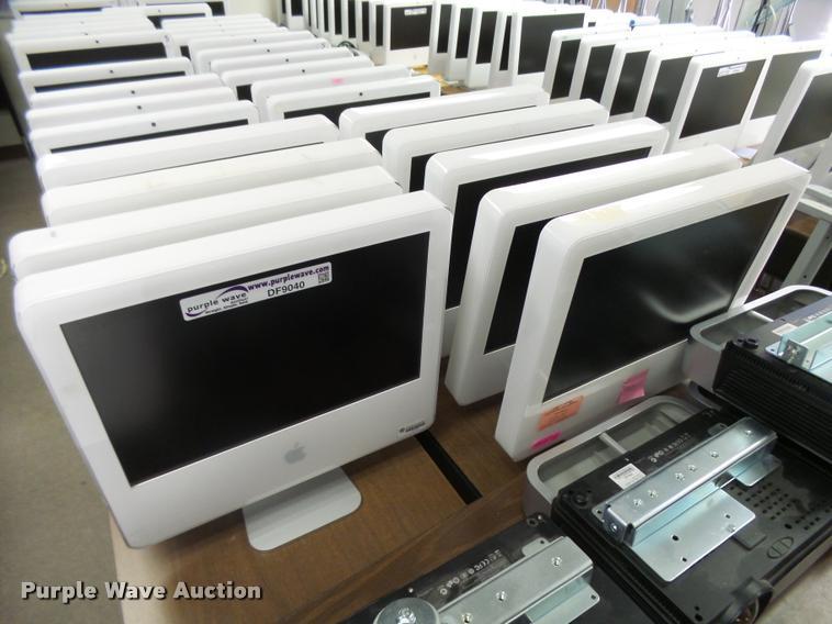 (9) iMac G5 CPUs