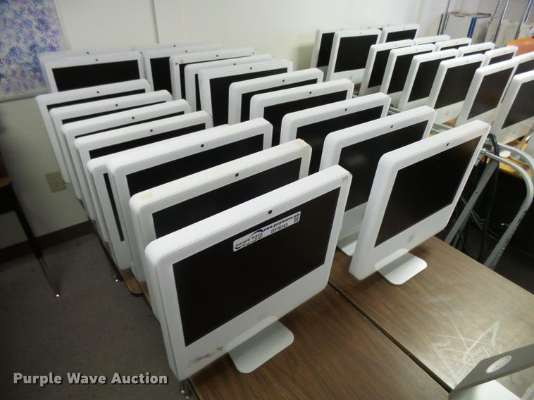(20) iMac A1195 CPUs