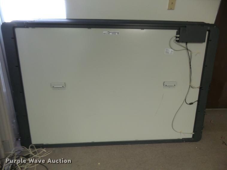(5) Promethean ABV387PRO smartboards