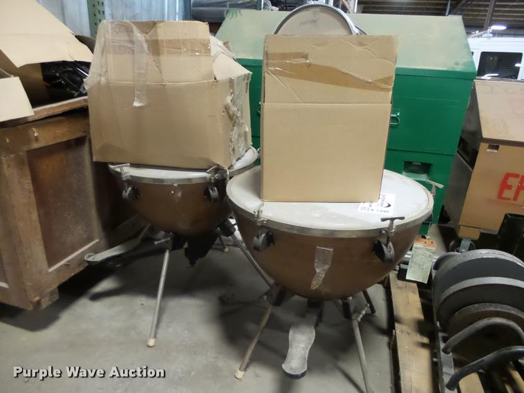 (5) drums
