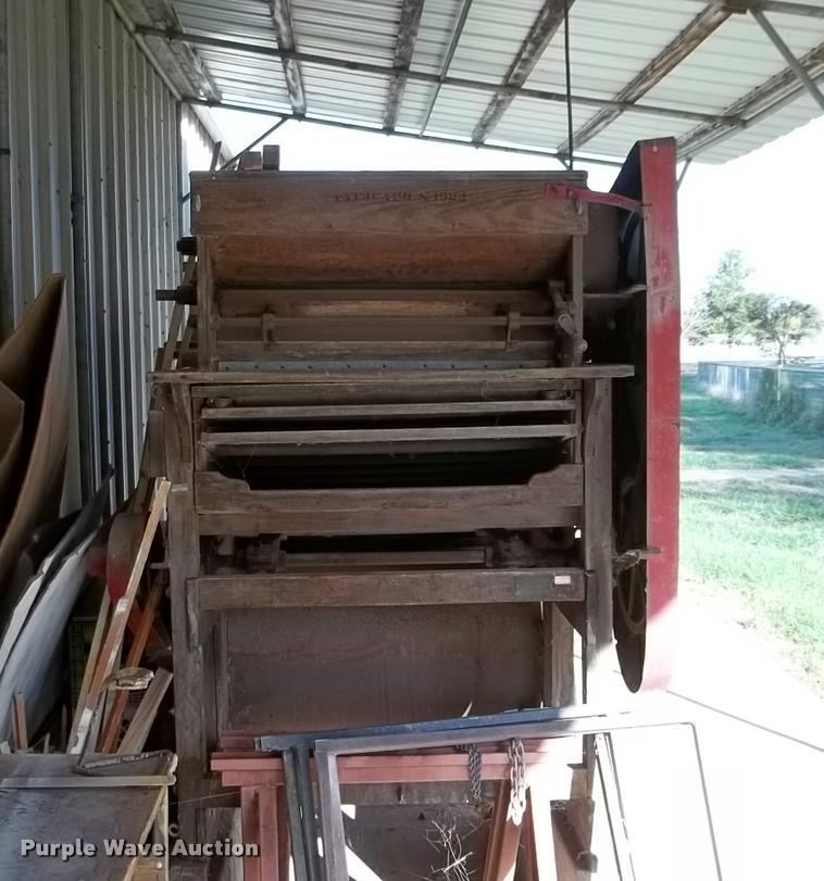 Clipper no. 47 grain cleaner