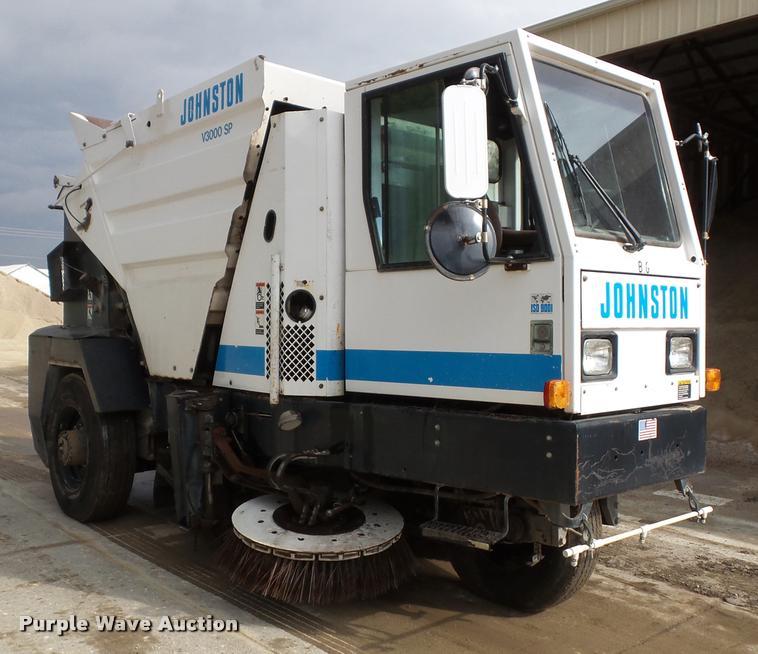 1996 Johnston V3000SP street sweeper