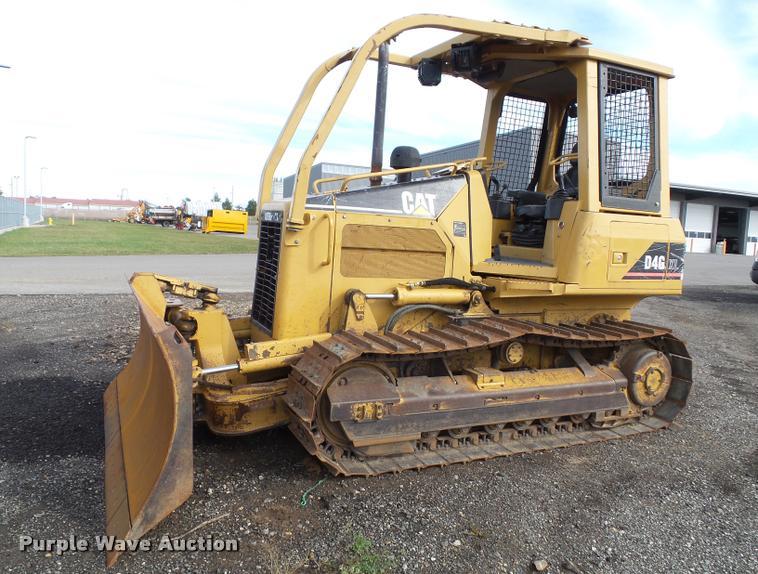 2002 Caterpillar D4G XL dozer