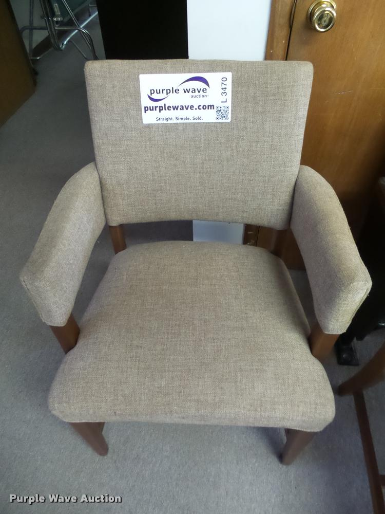 (7) chairs