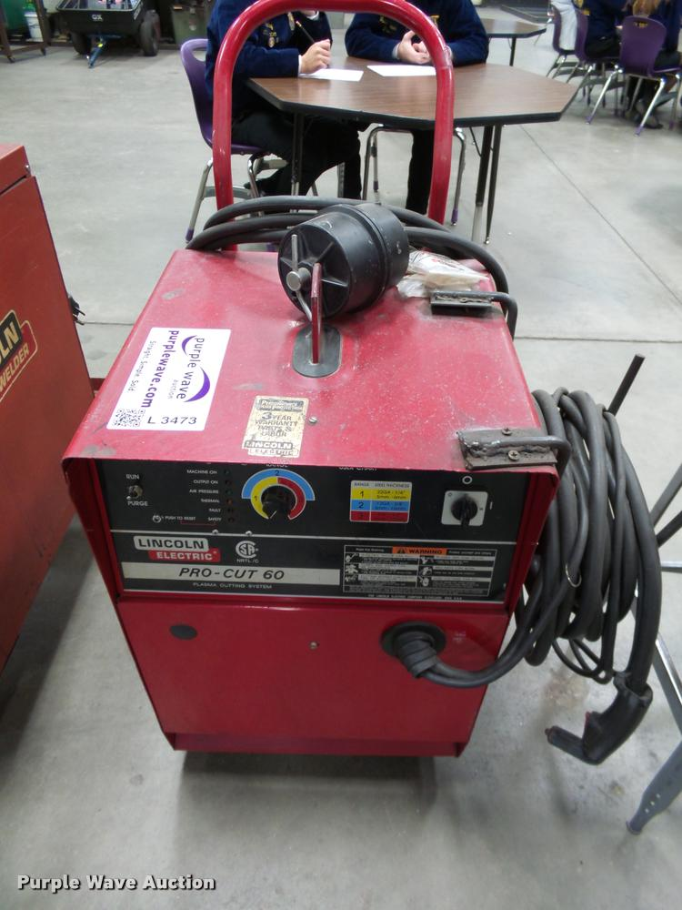 Lincoln Pro Cut 60 plasma cutter