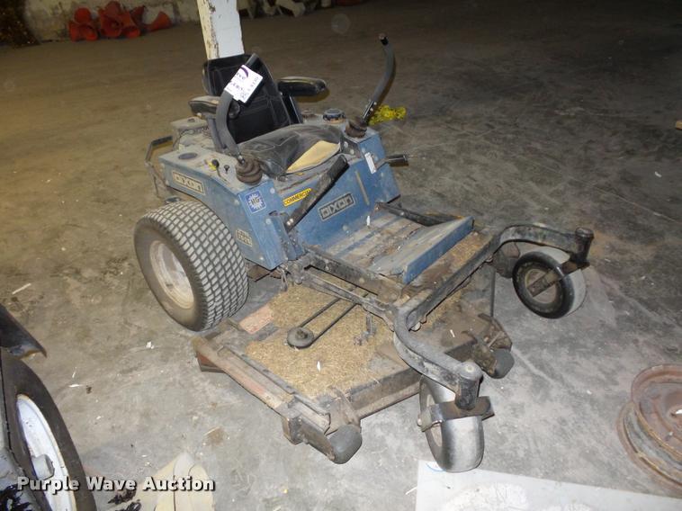 (2) Dixon 7025 ZTR lawn mowers