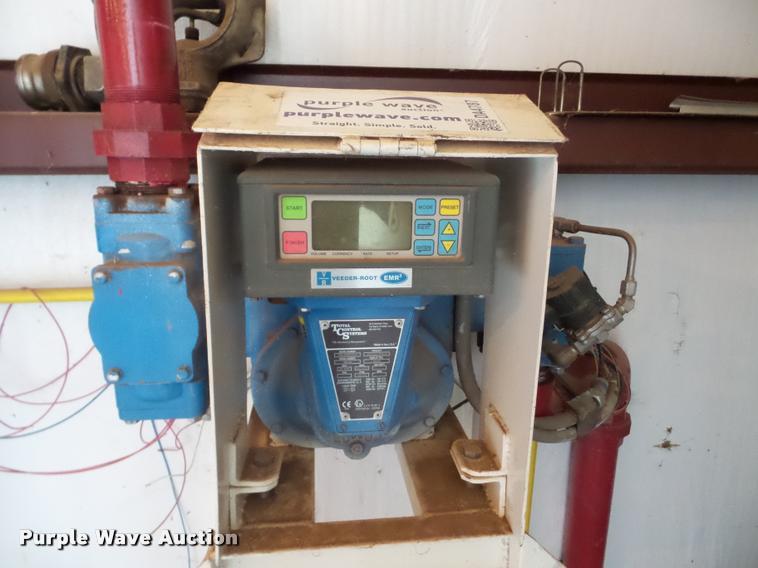 2008 Total Control System 700-35SPA8CX refine fuel pump