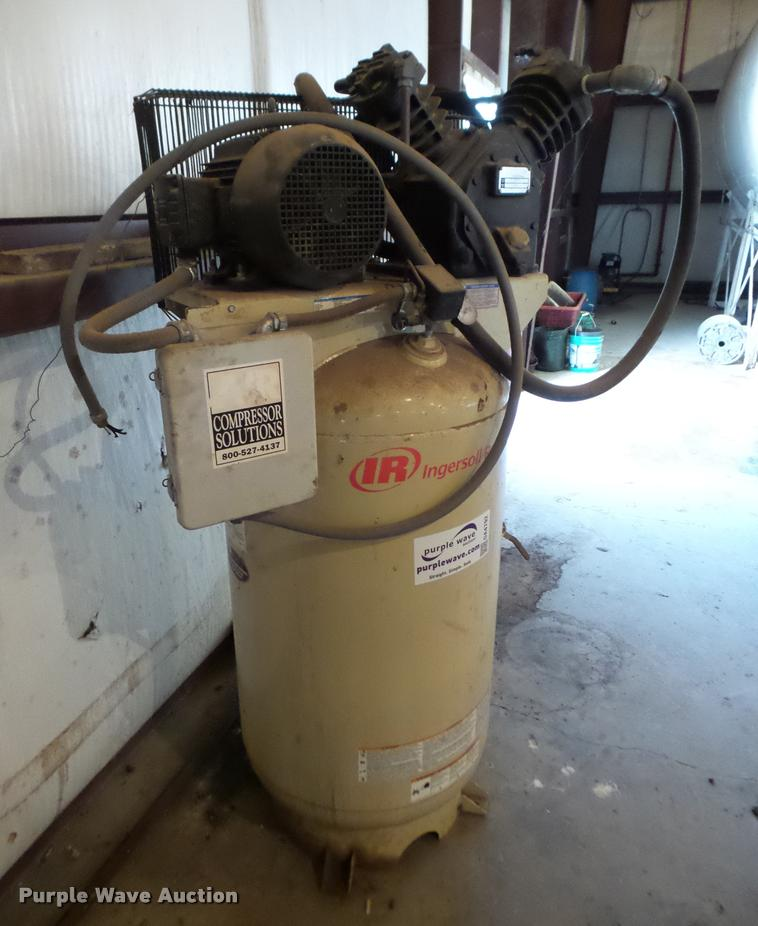Ingersoll Rand 2475-E air compressor