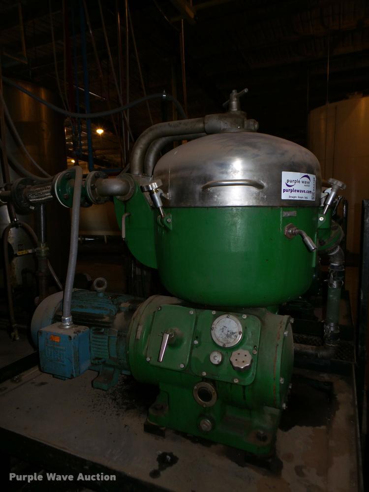 Delaval B-2140 centrifuge