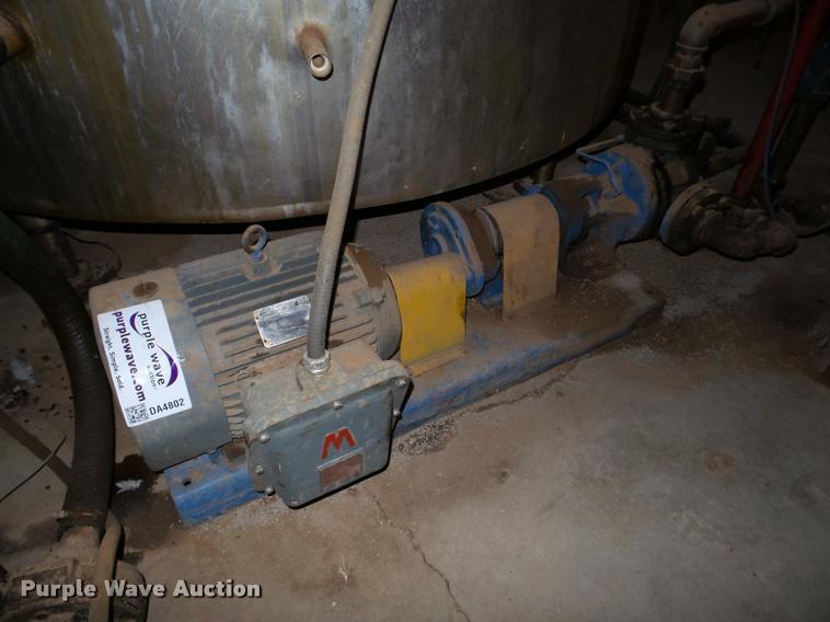 Viking LS4124A pump