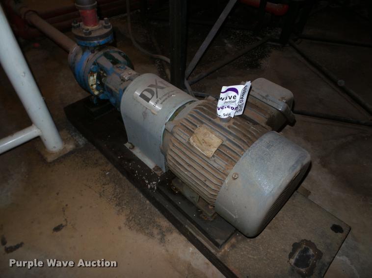 DXP 3196 pump