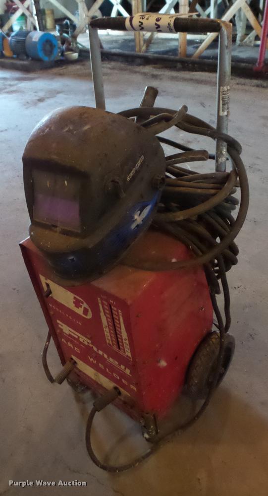 Forney FS230 arc welder