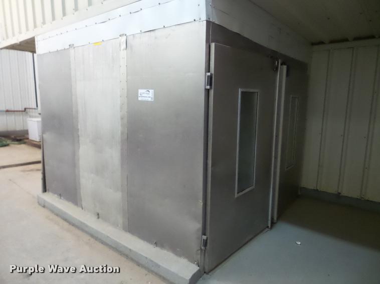 Rondo walk-in freezer