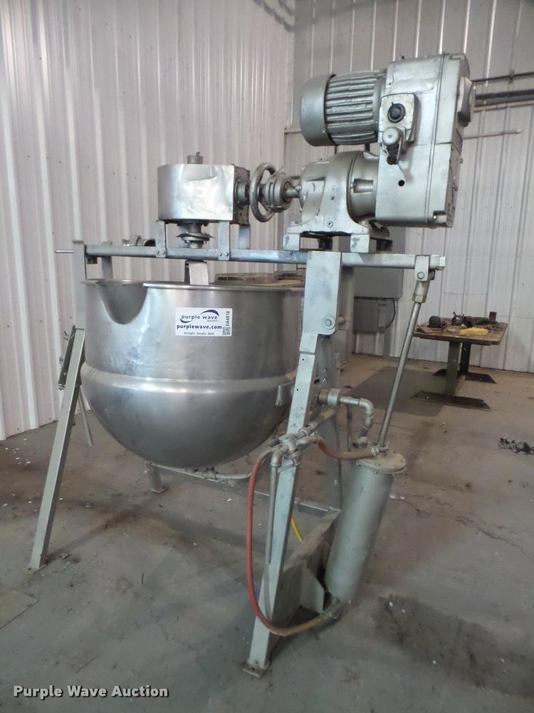 Lee commercial mixer
