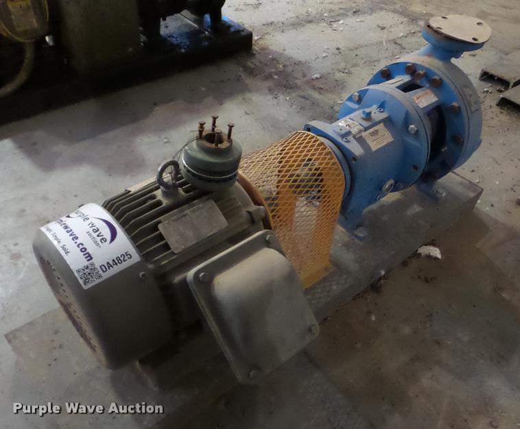 Goulds 3196 pump