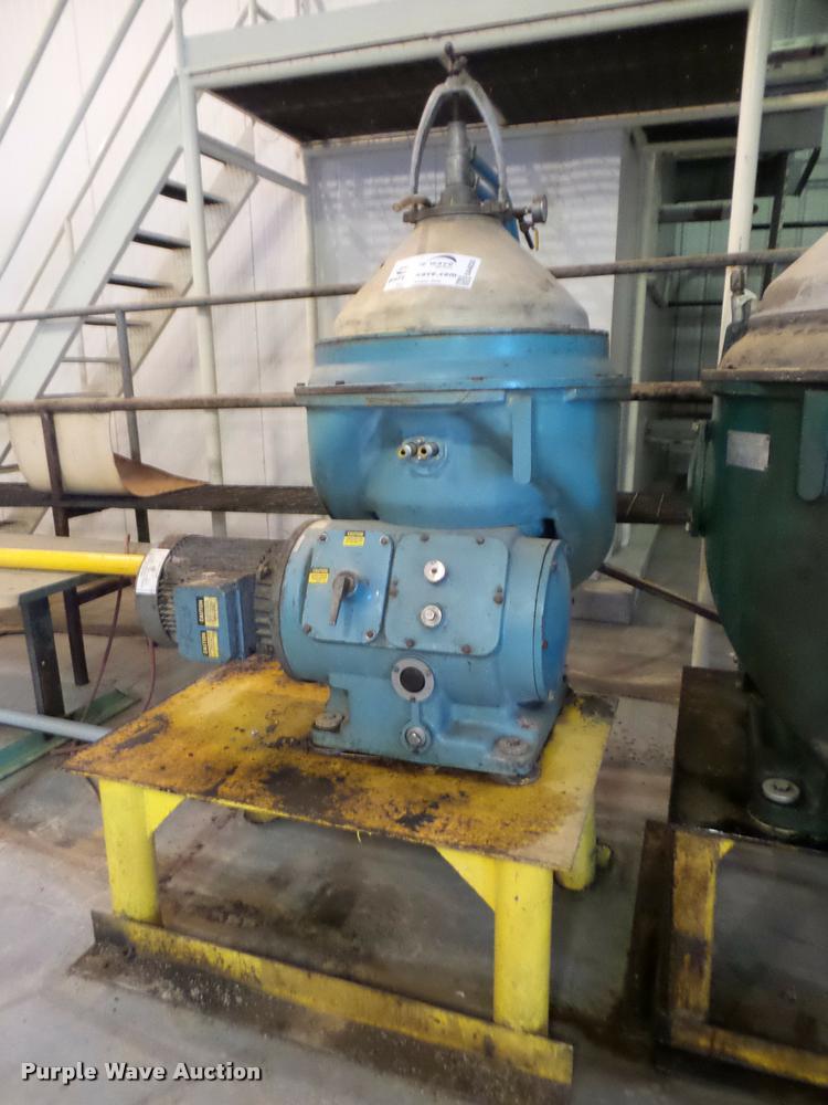 Alfa-Laval centrifuge