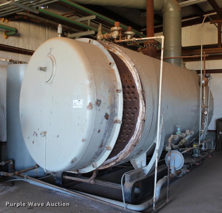 1963 Cleaver Brooks CB760-250 boiler