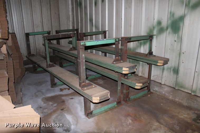 (5) bleacher seats