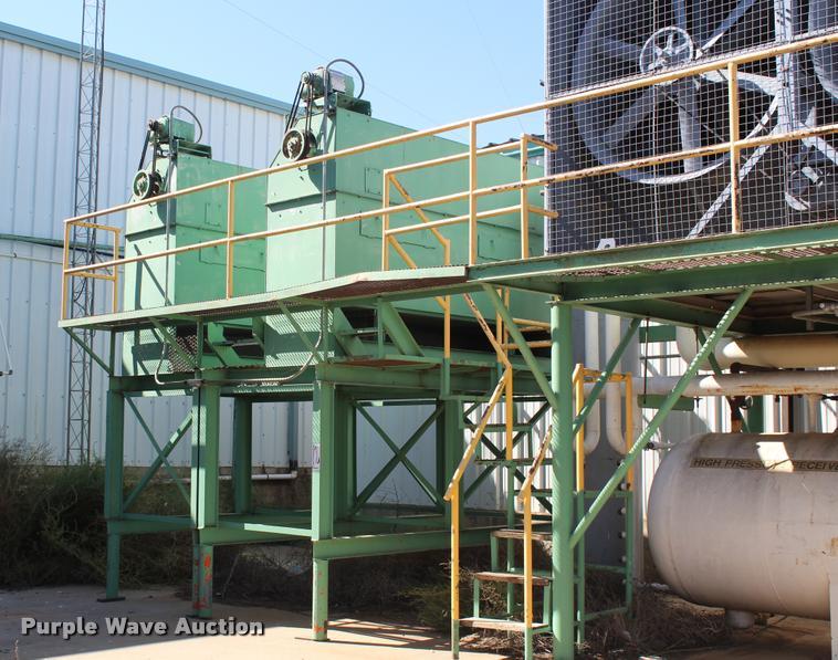 (2) York refrigeration AC units