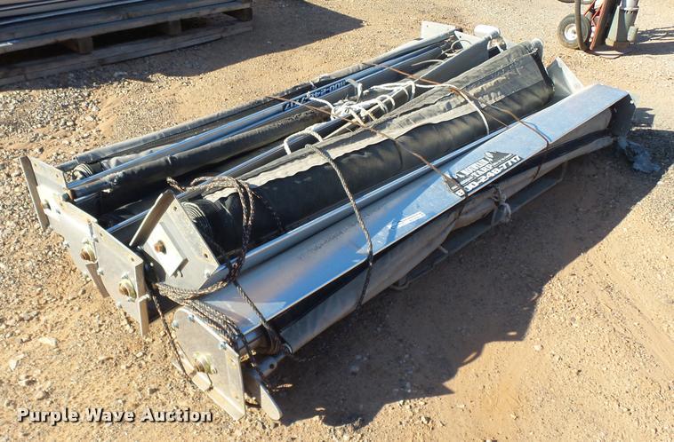 (5) Mountain Tarp roll-over trailer tarps