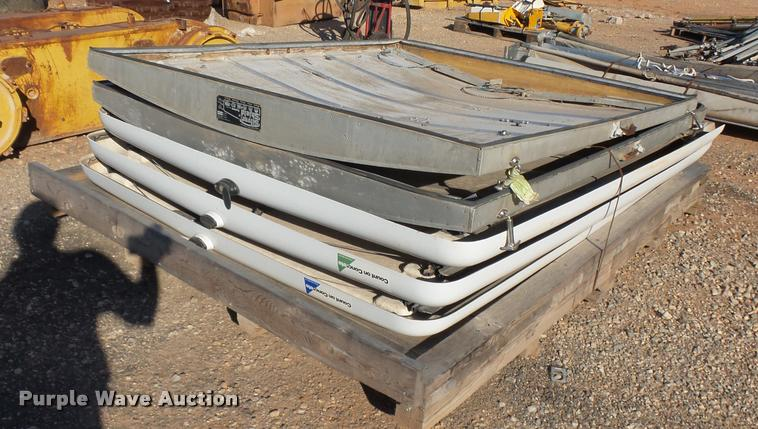 (5) truck bed coves