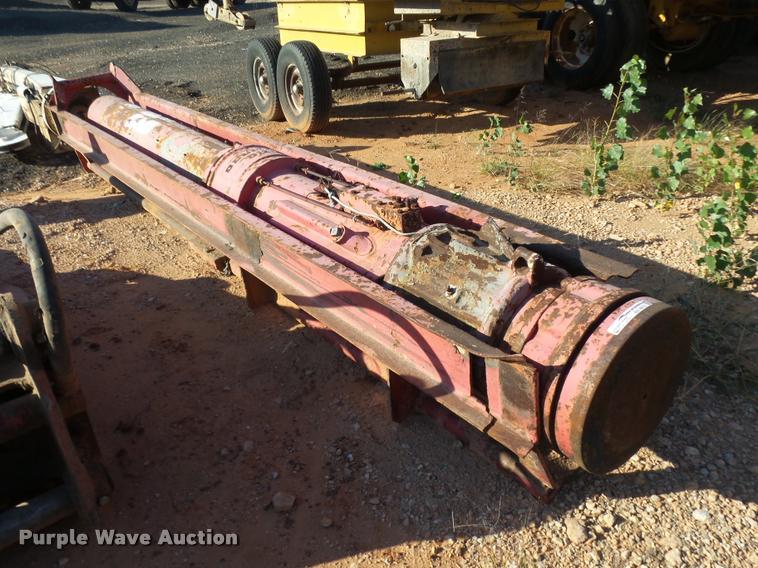 Delmag D12-42 diesel pile hammer