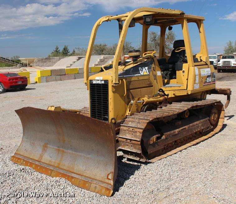 2003 Caterpillar D5G XL dozer