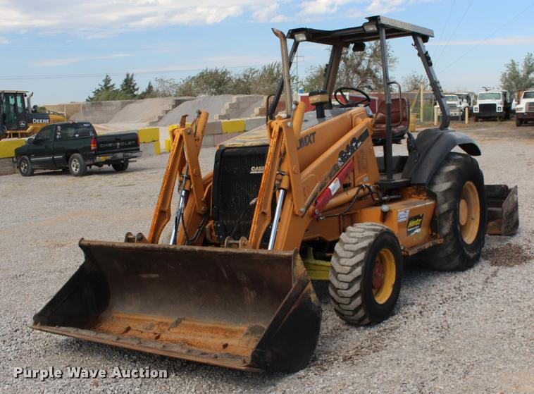 2005 Case 570M XT landscape tractor