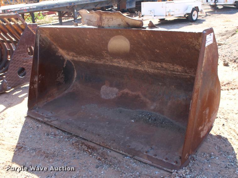 Volvo 80637 wheel loader bucket
