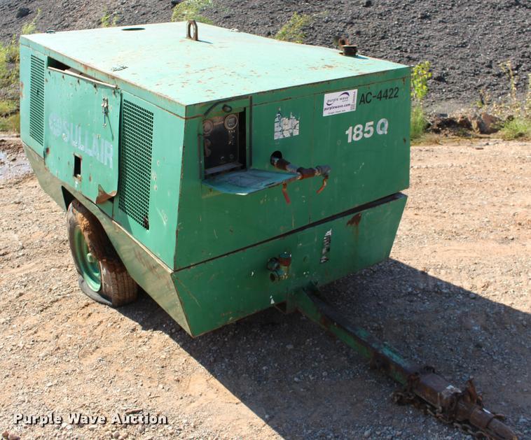 Sullair 185 air compressor