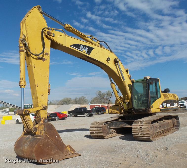 2004 Caterpillar 330C L excavator