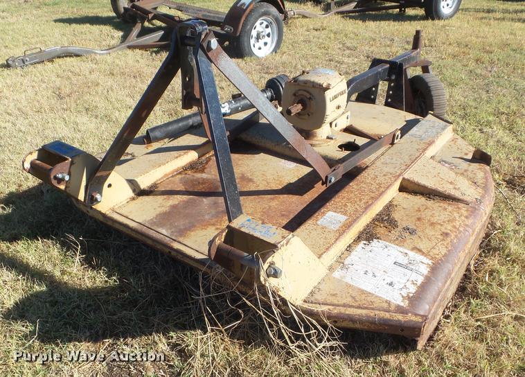Land Pride rotary mower