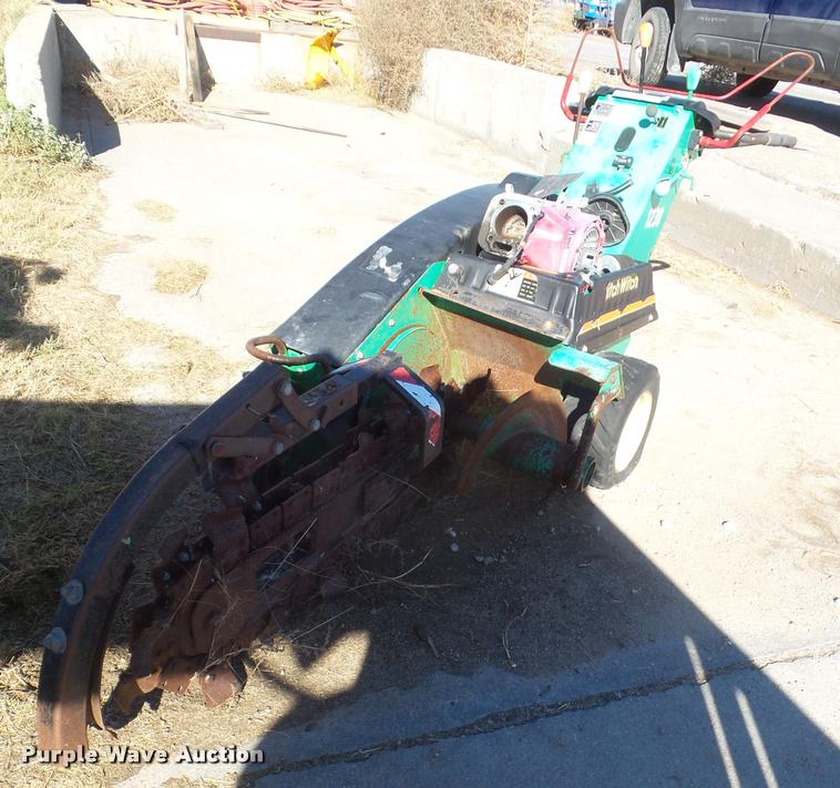 Ditch Witch 1230 trencher
