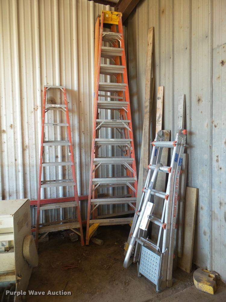 (6) ladders