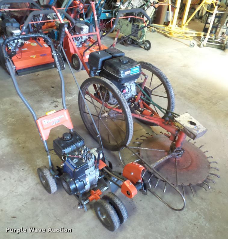 Lawn and garden equipment