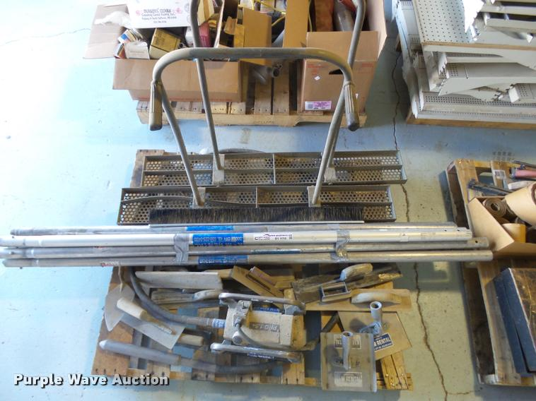 Cancrete tools