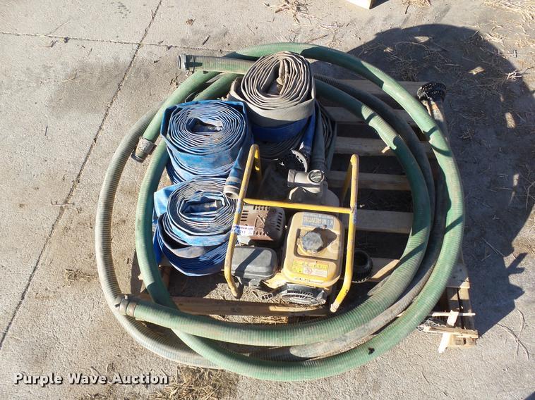 Robin Subaru water pump