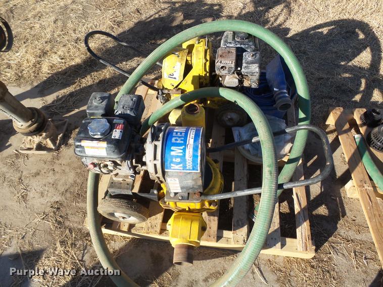 Trash pumps